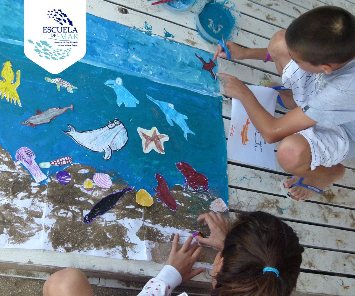 Escuela del Mar